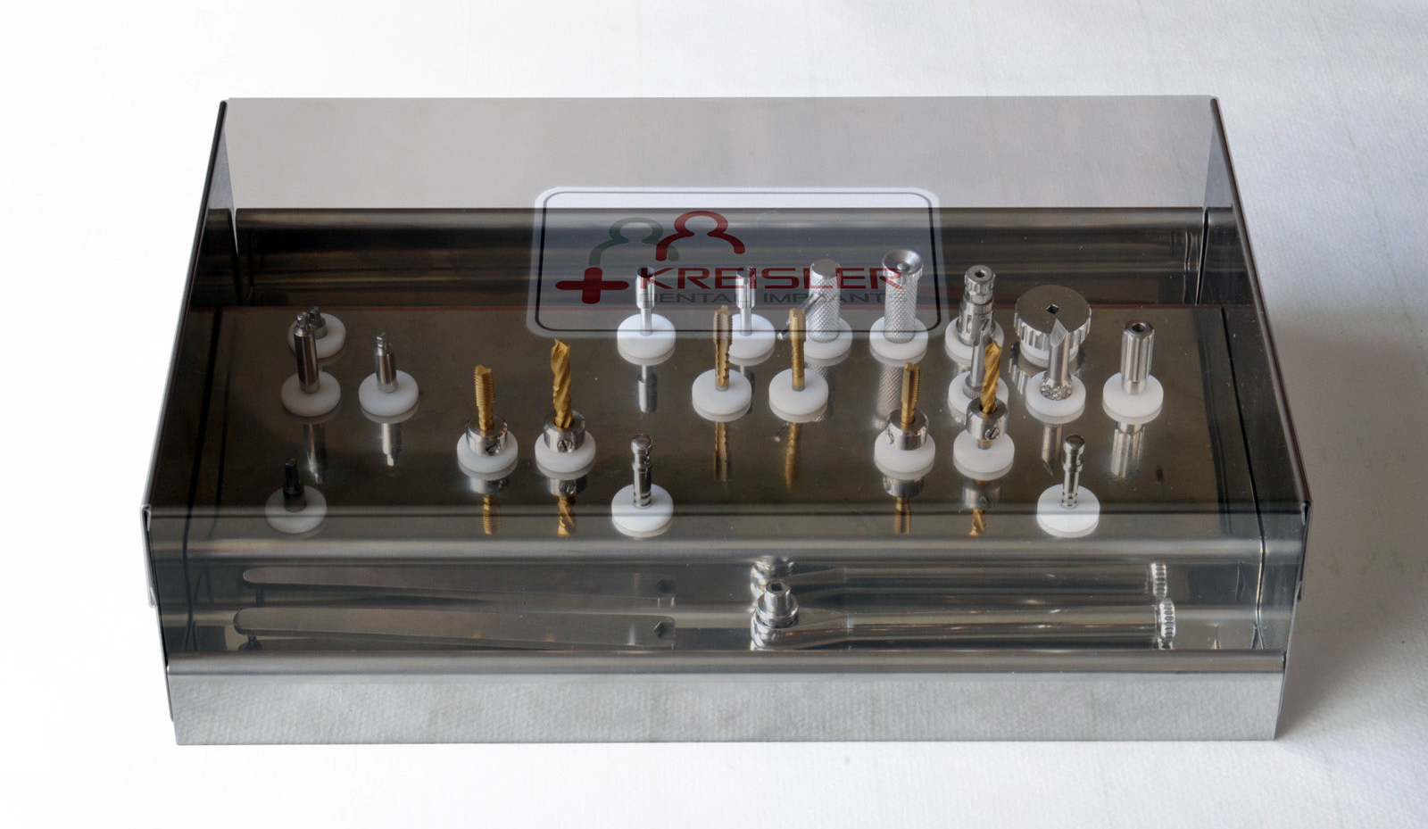 Instrumentárium pro systémy B-Š a B-Š II